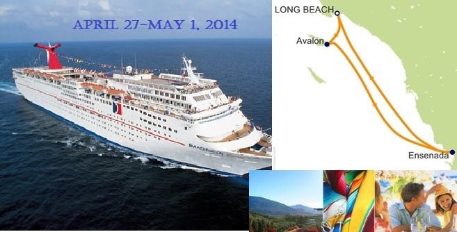 carnival la catalina ensenada la cruise tropical sails corp travel